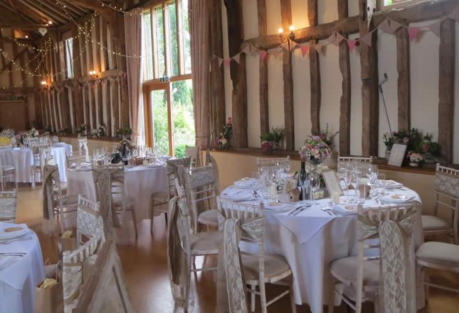The Perfect Wedding Venue At Garden Barn In Suffolk On Cambridgeshire Border