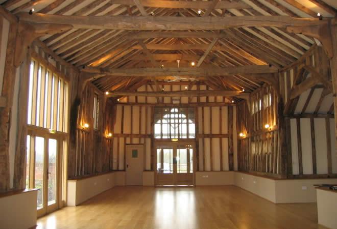 Wedding Venue In Suffolk The Garden Barn