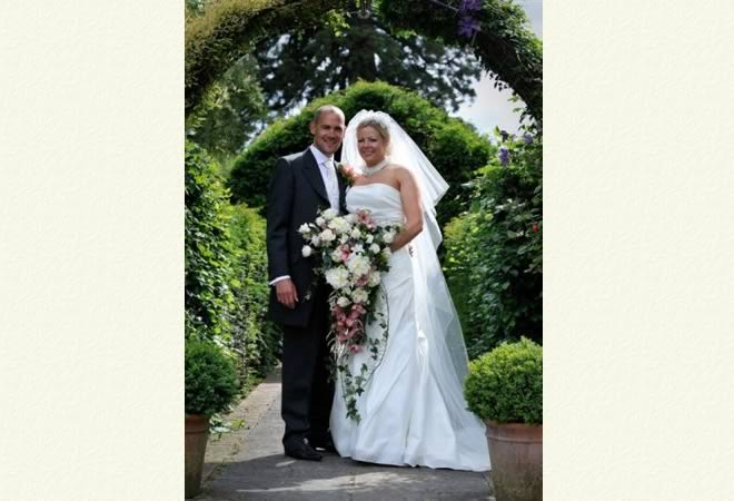 The Garden Barn is a fantastic country wedding venue with beautiful gardens and countryside views